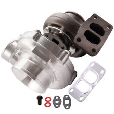 SUPER T70 T3 V-BAND TURBO/CHARGER TURBOCHARGER 600+HPS EG/EK/SUPAR RX-7 OIL