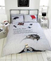 Duvet Day Cosy Cat Ipad Ipod 3D Photographic Duvet Cover/Quilt Cover Set Bedding