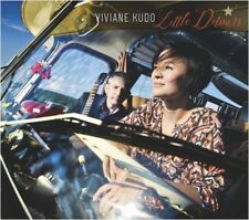 VIVIANE KUDO - LITTLE DETOURS   CD NEU