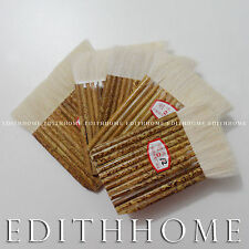 #12 #14 #16 #18 #20 Chinese Goat Hair Bamboo Linked Brush for Painting