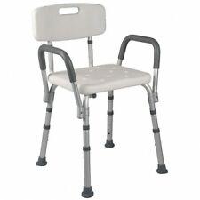 Sedia per doccia braccioli estraibili schienale altezza regolabile dispos medico