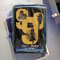 Korea Japan ZIPPO lighter GALAXY EXPRESS 999 Limited Edition animation US SELLER