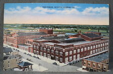 VTG RPPC The Forum Wichita Kansas Real Photo Colored Industrial Urban - Estate