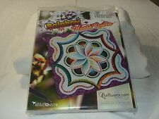 Rainbow Hosta Queen By Judy Niemeyer For Quiltworx Foundation Papers Included