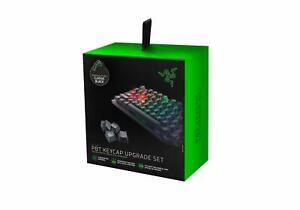 Razer Doubleshot PBT Keycap Upgrade Set for Mechanical & Optical Keyboards Co...