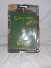 John Deere Switch Plate In Original  Package
