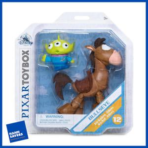 Disney Pixar ToyBox Bullseye & Alien NEW UK