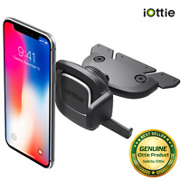 iOttie Easy One Touch 4 CD Slot Universal Mount iPhone X 8 Plus Note 8 S8 S7