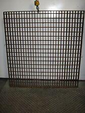 "Industrial Steel Grate (38"" x 36"" x 1"")"