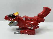 Power Rangers Dino Super Charge Charger Red T-Rex Gun Morpher Blaster Zord WORKS