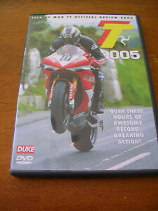 Isle Of Man TT Official Review 2005