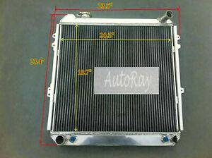Brand New Aluminum Radiator for Toyota Pickup 4 Runner 4WD 3.0L V6 88-95 93 94