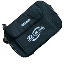 Yamaha Double Bass Drum Pedal/ Drummers Utility Bag