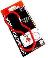 """6"""" Paquete de 2 ganchos de almacenamiento de herramientas de bicicletas Garaje Galpones revestido de goma almacenamiento de información."""