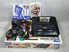 Sega Mega Drive 2 Console Limited Sonic 3 japan MegaDrive tested rare! F/S