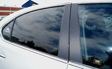Fits Jeep Grand Cherokee 11-14 Carbon Fiber Window B-Pillar Door Pillar Post Ram