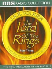 J. R. R. Tolkien - Lord of the Rings: Return of the King (4 Cass A/Book 2002)