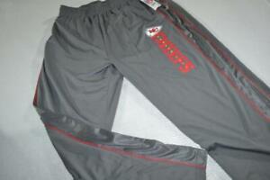 19871-a Mens NFL Team Apparel Gym Pants Kansas City Chiefs Size XL NEW TAGS