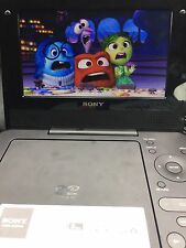 Sony DVP-FX750 Portable DVD Player With Car Cigarette Adapter
