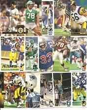 (15) 1994 Penn State University Nittany Lions Alumni Cards NODUPES Andre Collins