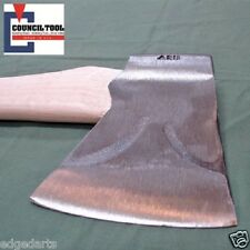 """Classic""""Jersey"""" Pattern Axe -Phantom Bevels 3.5lb - Made in USA by Council Tools"""