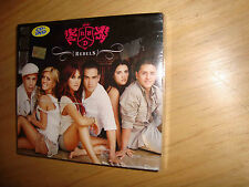 RBD rebelde REBELS Anahí Dulce Maria CD+DVD Poncho Herrera Perroni new