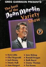 Dean Martin Variety Show Volume 7 Seven ~ DVD
