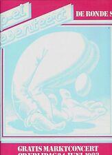 POP-EI PRESENTEERT very rare dutch New Wave, Synth-pop 1983 ex lp compilation