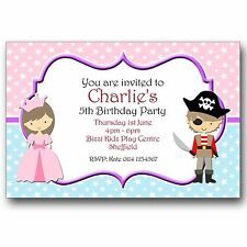 Birthday Child Pirates Cards Stationery For Invitations For Sale