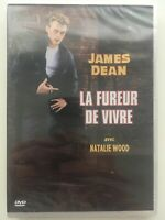 DVD NEUF **La Fureur de Vivre (Rebel Without a Cause)** James DEAN, Natalie WOOD