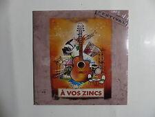 CD Festival A vos zincs HURLEMENTS DE LEO KARPATT BALBINO MEDELLIN MAGYD CHERFI