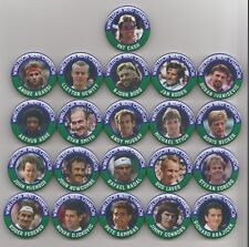 NOVAK DJOKOVIC  WIMBLEDON MENS CHAMPION  BADGE ( 38mm in size)