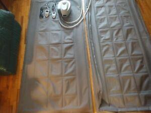 Sleep Number Select Comfort Air Bed Bladder mattress pump 274 E King controls
