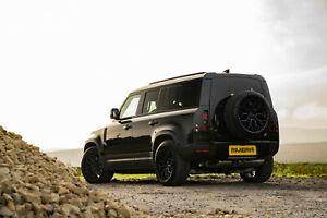 "22"" Riviera RF108 Alloy Wheels Gloss Black Land Rover Defender 2020>"