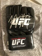 Khabib The Eagle Nurmagomedov Signed Autographed UFC Glove MMA