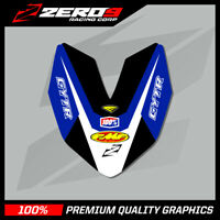 YAMAHA YZ 125 250 2015 - 2020 YZF 2010 - 2018 FRONT FENDER DECAL MX GRAPHICS TI