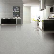 Porcelain Modern with Gloss Floor & Wall Tiles