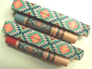 MAC Patentpolish Lip Pencil Desert Evening/Caravamp 100% Authentic (Price for 1)