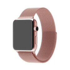 Correa Pulsera de acero Milanesa para Apple Watch series 1 2 3 4 5 6 42MM 44MM