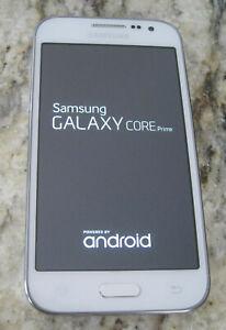 LOT OF 50 Samsung Galaxy Core Prime SM-G360T - 8GB - White (T-Mobile) *NEAR MINT