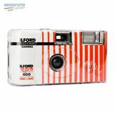 ILFORD Einwegkamera mit XP 2 Schwarzweißfilm 400 ASA 24+3 Bilder