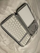 Apple Magic Keyboard 2 and Trackpad 2, With Boxes And Travel Case And Cable