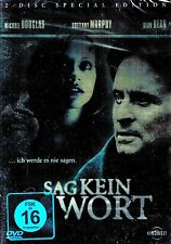 DOPPEL-DVD NEU/OVP - Sag kein Wort - Special Edition - Michael Douglas