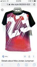 Nike Jordan Dri-Fit 23 Graphic Short Sleeve Tee Shirt Boys Size Large L Nwt