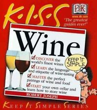 KISS Guide to Wine (Keep It Simple Series), Margaret Rand, Good Book