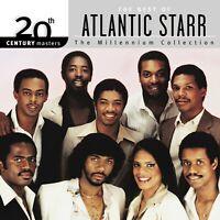 ATLANTIC STARR * Greatest Hits * NEW Sealed CD * Original A&M Recordings