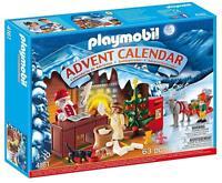 PLAYMOBIL® 4161 Adventskalender - Weihnachtspostamt - NEU / OVP