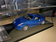HPI RACING 8429 - Nissan Fairlady 370Z lemon blue - 1:43 Made in China