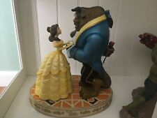 Disney Parks Beauty and the Beast 14 Inch Statue Belle Mib New Resin Figure