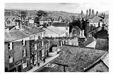 pt8033 - Addingham , Yorkshire , Jan 1952 - photograph 6x4